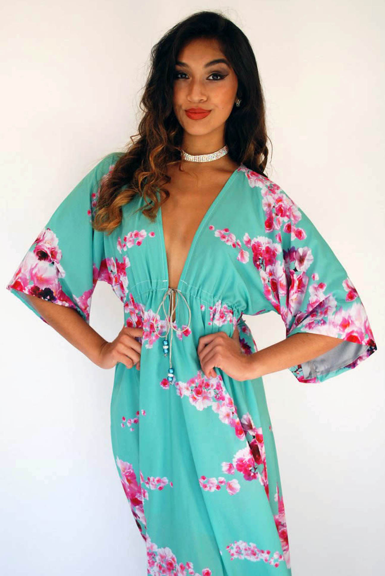 FloralGoddessMaxiDress