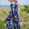 FloralPleatedChiffonJumpsuit4